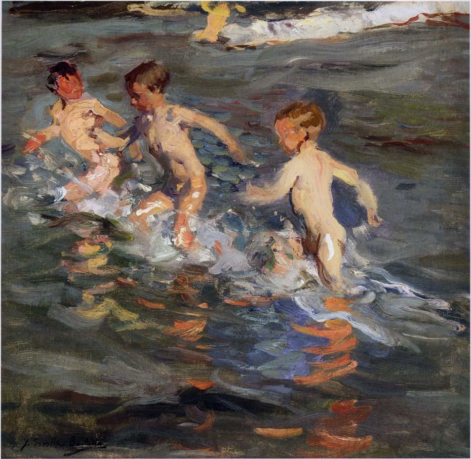 children-at-the-beach-1899