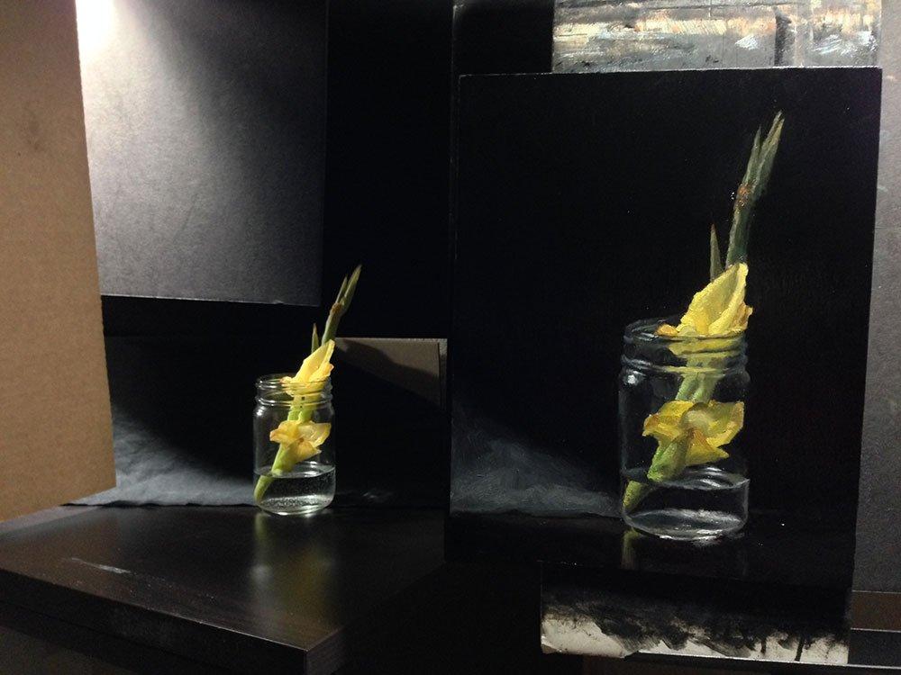 chris-beaven-oil-yellow-flower-setup-080415