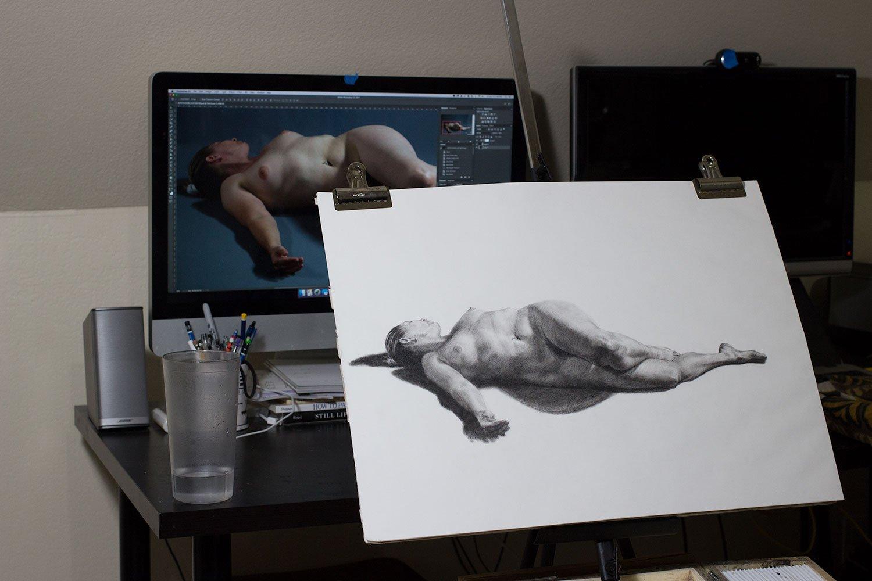 Drawing Finished, setup