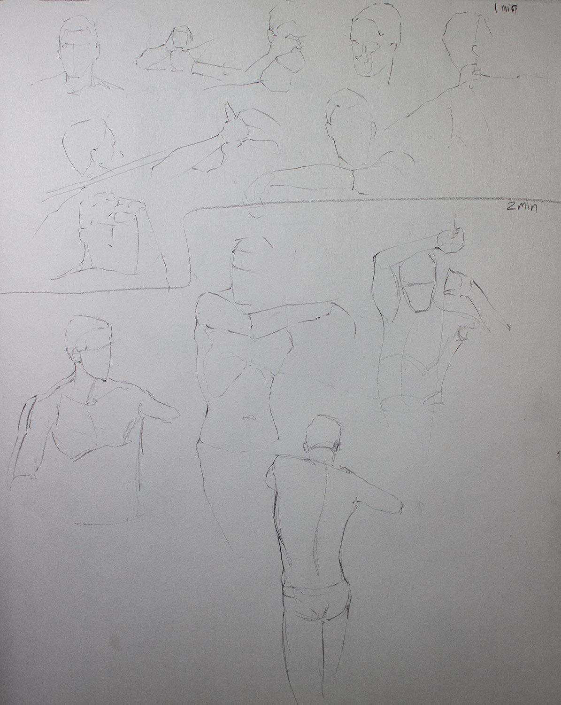 Fundamentals: Just Drawing