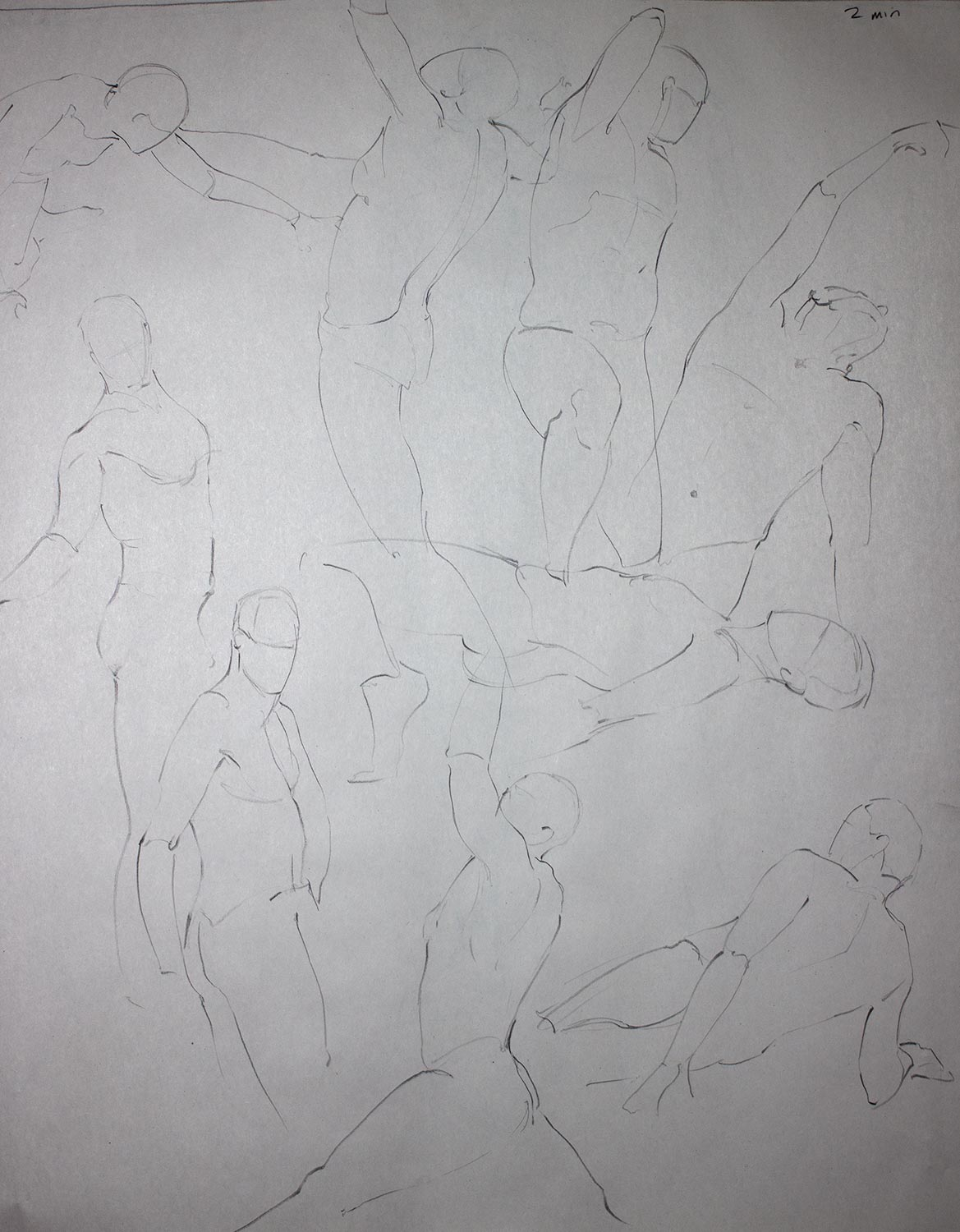 Fundamentals: Life Drawing and Rhino Conservation