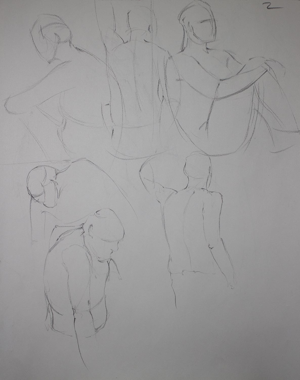 Fundamentals: Life Drawing