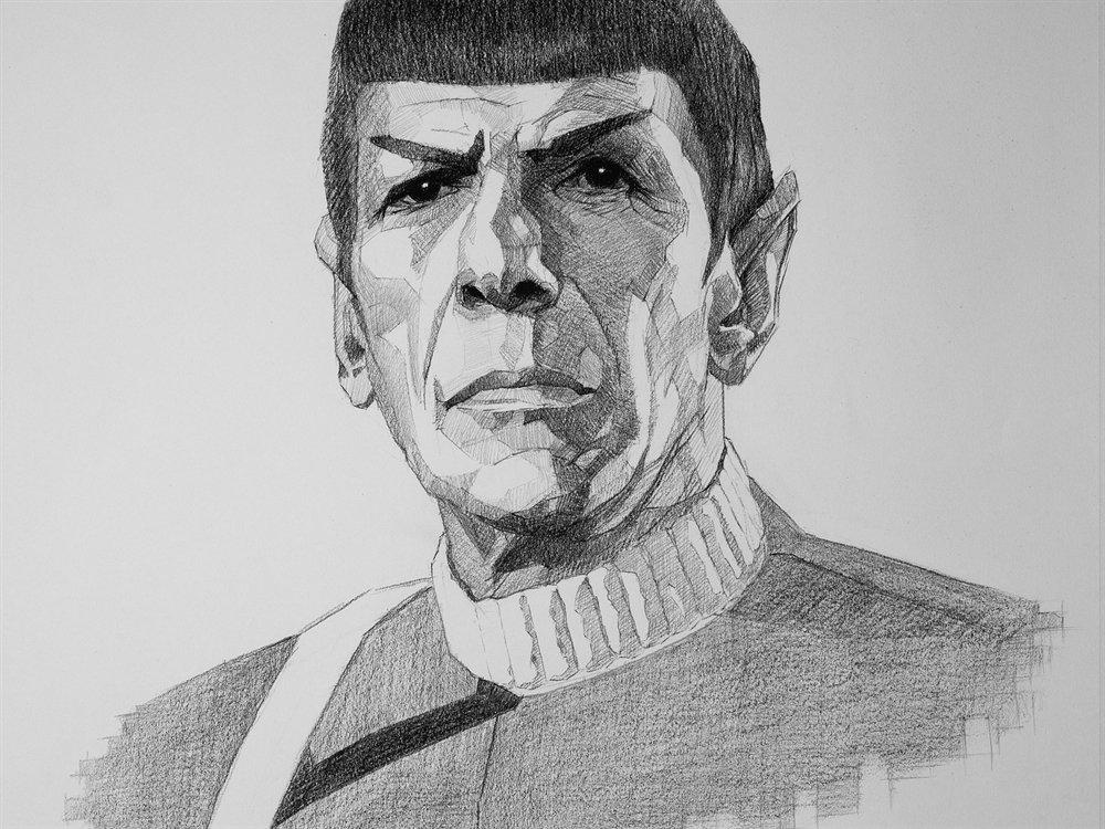 finishing spock cover