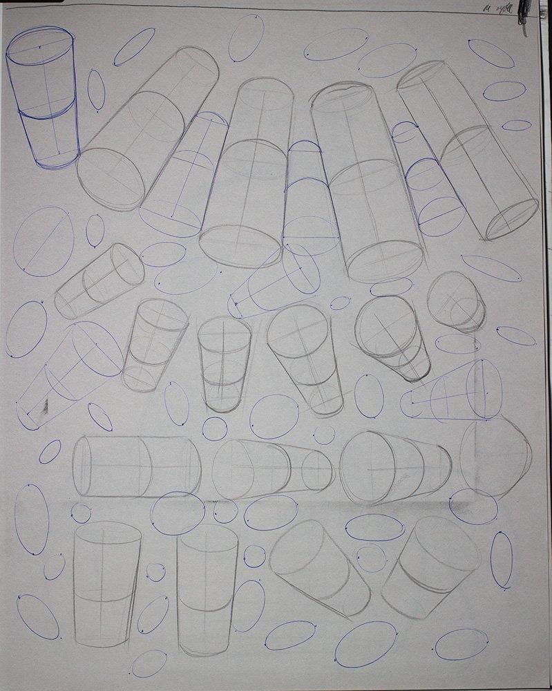 Cylinder practice
