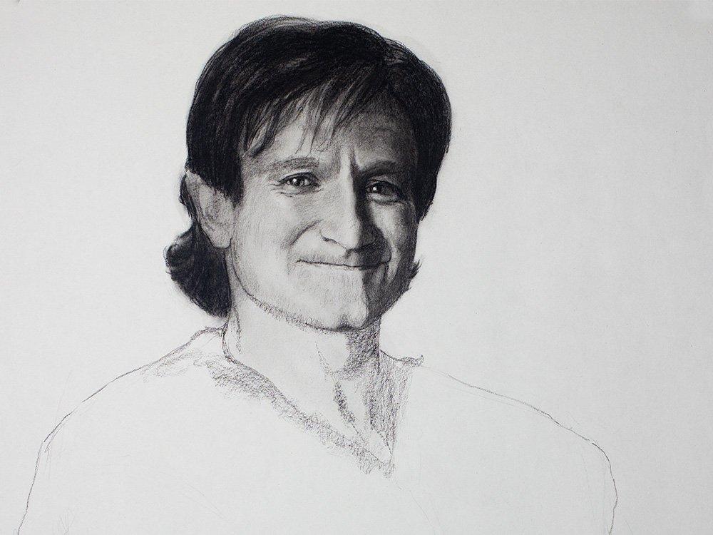robin williams as peter pan