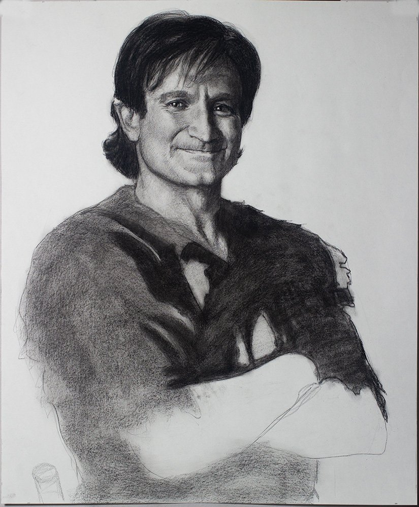 Peter pan drawing