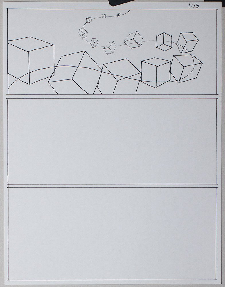 draw a box exercies