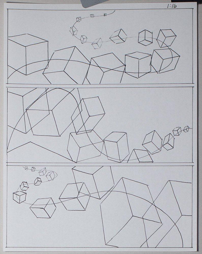 drawa a box exercise
