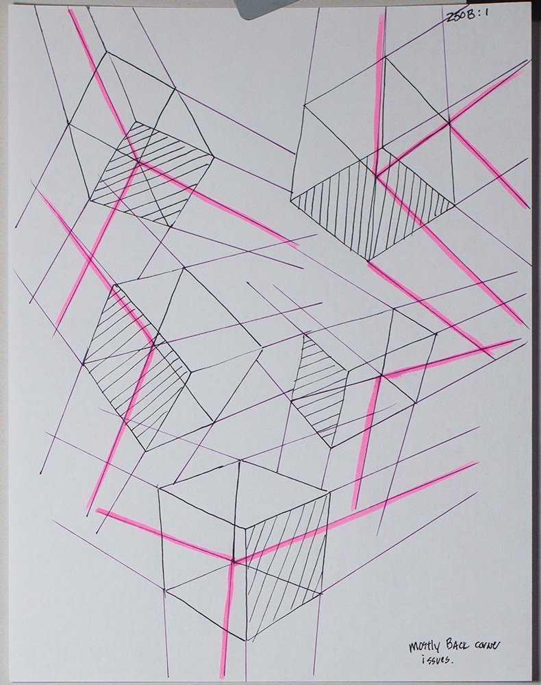 draw a box exercises