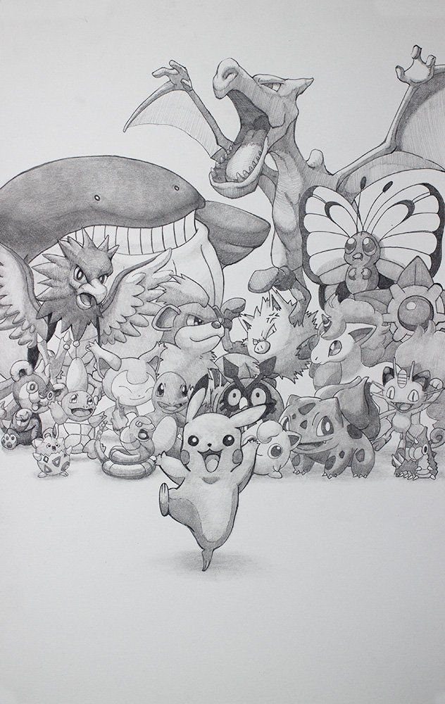 Pokemon Drawing