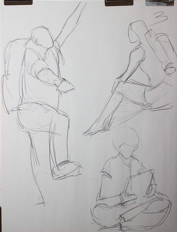 reverse gestures