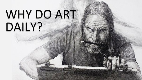 Why Do Art Daily?