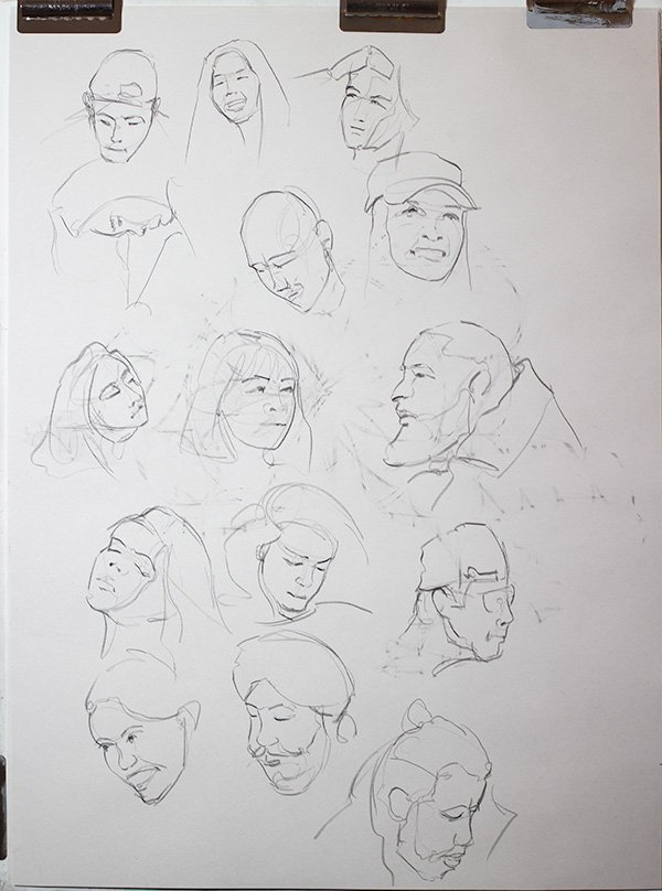 Head Gestures