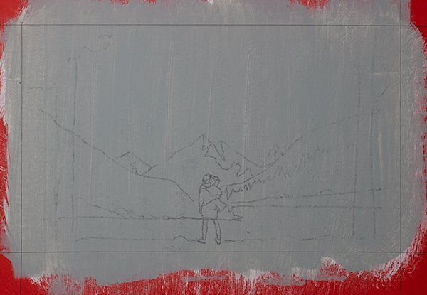 Adventure painting