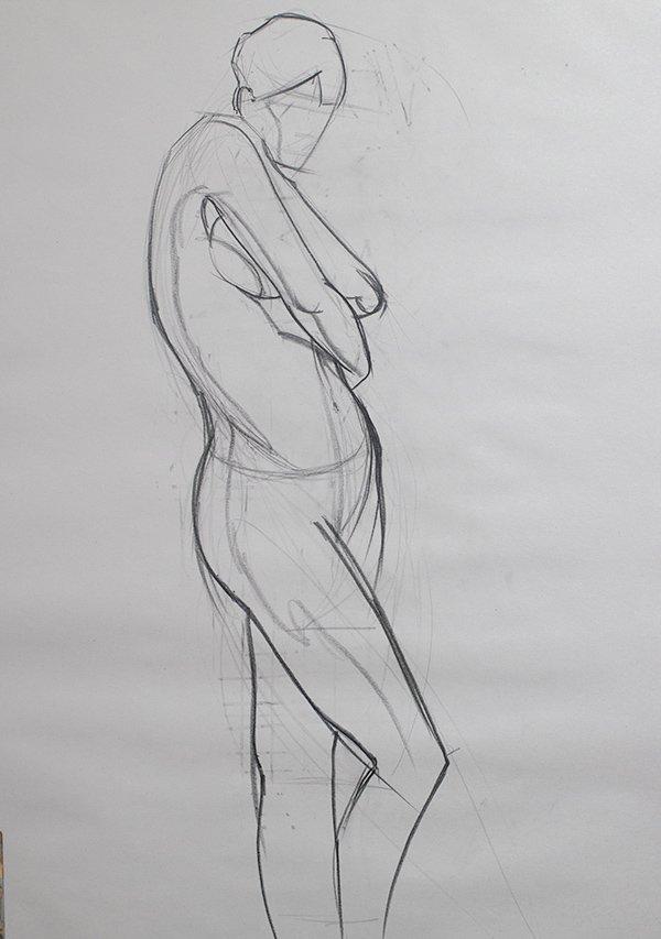 gesture study